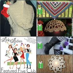 The Linky Ladies – Community Link Party #29 | The Purple Poncho