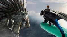 Drago's Bewilderbeast | Explore | How To Train Your Dragon