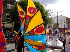 One Hackney Festival Parade 2012