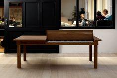 Georg Bohle Piano Table by Joost van Brug, via Behance