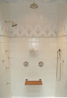 Waterworks Miami Showroom Shower Display