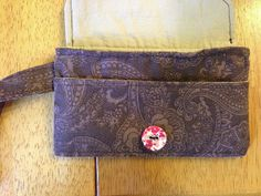 Your Go-To Travel Pouch - Comment on this #NationalSewingMonth Project of the Day on 9/10/13 and you'll receive an extra entry into our grand, prize #giveaway!