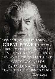 the hobbit essay quotes