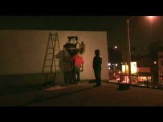 loved seeing some of my favorite Paris alley art in this Banksy doc