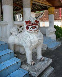 #travel #travelphotography #temples #vats #beasts #laos #explore #nofilters
