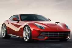 Ferrari F12 Berlinetta - Fastest production road car Ferrari has built to date, looks sweeet too!