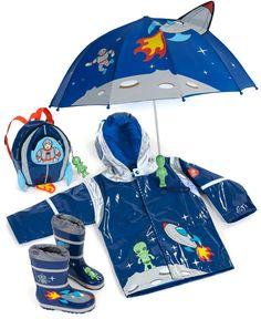 "Kidorable ""Space Hero"" Raincoat"