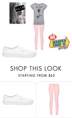 """#Vans5"" by infinityfreak13 ❤ liked on Polyvore featuring Vans and Maison Kitsuné"