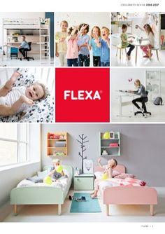 Der neue Flexa Katalog 2016/2017.  Die komplette Übersicht über die aktuellen Flexa Kinderzimmer und Kinderbetten.
