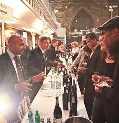 Salut Toronto Wine & Food Festival. Toronto's Hot Wine, Food & Lifestyle Festival – entertaining, informative, educational.There is a time and place to feed your craving for fine wine and gourmet food without breaking your budget.