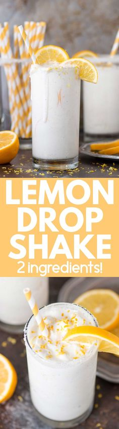 2 ingredient LEMON D