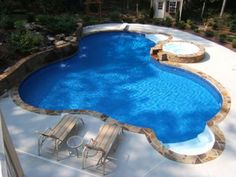 Kafco Pool Products Custom In Ground Pools