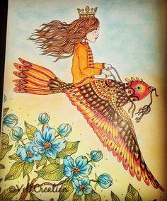 #hannakarlzon #kleurenvoorvolwassenen #volwassenenkleurenook #colorvscolour #coloringbook #coloringforadults #adultcoloring #daydreams #daydreamscolouring #dagdrömmar #marcorenoir #coloraddict #l4l #followforfollow #follow4follow #netherlands