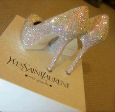 The prom shoes