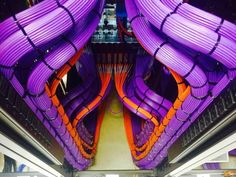 These Oddly Satisfying Photos Are like a Massage for Your Brain - Page 10 of 64 - American Upbeat Satisfying Photos, Oddly Satisfying, Satisfying Video, Stuffed Animals, Structured Cabling, Public Network, Server Room, Network Cable, Cool Tech