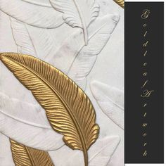 Feather Love <3 <3  A flair for modernism with unconventional Indian aesthetic.  #stoneengraving #goldwork #stonecarving #featherdesign #designs #designerstone #wallcladding #stoneideas #india  www.stone-ideas.in www.stone-arts.com