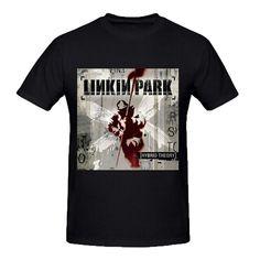 >> Click to Buy << Gildan Fashion T-shirts Linkin Park Hybrid Theory Funny Soft O Tee Shirts For Mens #Affiliate
