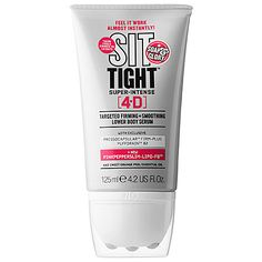 Soap & Glory - Sit Tight™ 4-D Targeted Firming+Smoothing Lower Body Serum - (null) #sephora