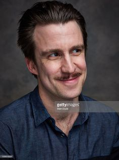 Actor Gavin Creel is photographed for SAG Foundation on April 28, 2016 in New York City.