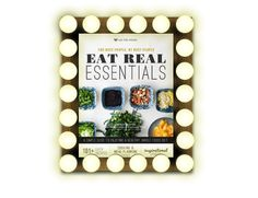 Featured iBook: Eat Real Essentials.  Inspiring guide to a healthier, whole foods diet.  With 101 yummy recipes, plus tips and '21 Day Challenge' planner.