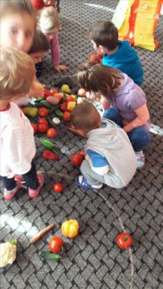 Activities For Kids, Autumn, Vegetables, People, Food, Fall Season, Children Activities, Essen, Fall