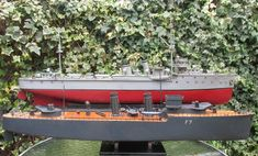 Beautiful 39 inch Bassett Lowke F7 destroyer 1929 mahogany decks bing boat Yellow Teapot, Mahogany Decking, Motor Works, Classic Toys, Decks, Pond, Boats, Antique, Beautiful