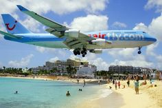 Michael Doorey Submitted on Maho Beach in Lowlands, Sint Maarten as part of the Weekly Contest. www.trazzler.com
