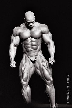 Ken Flex Wheeler, Amazing, Just Amazing. All Bodybuilders inspire us, but some make us appreciate true human potential. -- Dr. Victor L. Dees, DC