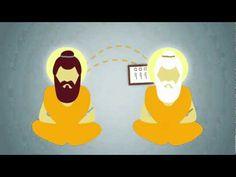 It is nice video on Meditation  More info at http://www.artofliving.org/meditation