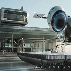 Oblivion Sky Tower Featurette -- Go inside the location that Tom Cruise and Andrea Riseborough call home in this sci-fi thriller, in theaters April 19th. -- http://wtch.it/W2BZD