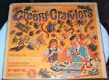 My brother Mike and I had so much fun with this Mattel Thing-maker. I can still remember that slightly burnt rubber smell as they were cooking...