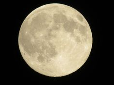 July 2014 Full Moon ~ Supermoon ~ Trying out my new Camera #FullMoonJuly2014 #SuperMoonJuly2014