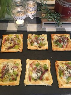 Puff Pastry Appetizers, Appetizers For Party, Antipasto, Food Humor, Street Food, Good Food, Food Porn, Food And Drink, Favorite Recipes