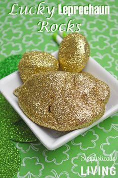 lucky leprechaun rocks