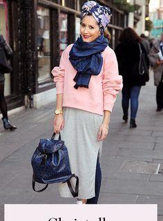 Christelle style - shop the look (Dina Tokio)