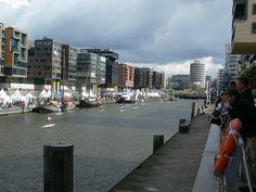 Traditionsschiffhafen HafenCity Hamburg