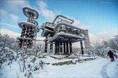 Soviet Lightning Generators