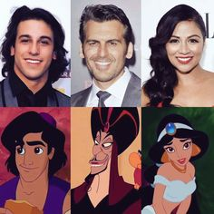 Aladdin coming to Once Upon A Time Season 6