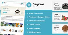 Awesome theme: Shoppica - Premium Drupal 7 Commerce Theme | Themesnap.com