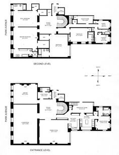 10 Downing St London Ground Floor Plan Published In