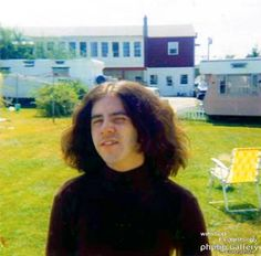 18 year old Eric Carr