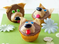 dog cupcake images | dog-cupcakes | wooftalk