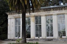 Old Greenhouse, Royal Palace of Caserta, Naples