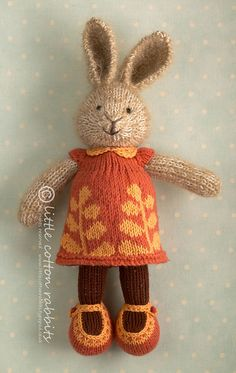 amber by littlecottonrabbits, via Flickr