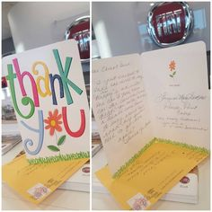 Look what we got in the mail Derek Washington! Letter from Lorraine over at Pioneer Point, CA! She's the sweetest lady, glad we were able to bring the car to her and make her dreams come true! What a nice way to end 2015! — at Findlay Fiat.