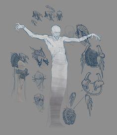 ArtStation - Sorcerers and Zealots, Ted Beargeon