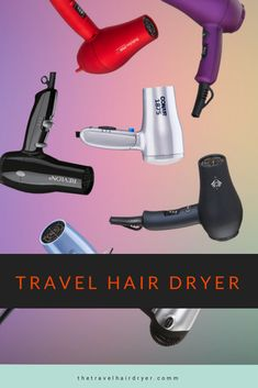 The best travel hair dryer the market today. Hair dryer reviews and comment from hair dryer experts. Each hair dryer is manually reviewed.