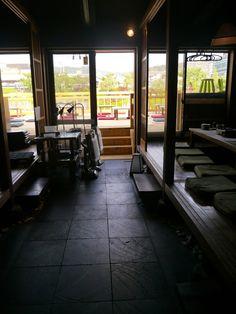 restaurant Pontocho, kyoto