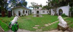 Museu do Açude - Castro Maia - Alto da Boa Vista - Floresta da Tijuca - Rio de Janeiro - Brasil