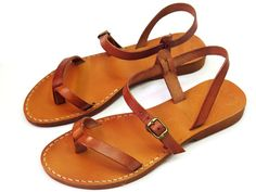 Magdalena Sandals Jesus sandals Jerusalem sandals Holy land sandals New design - MAGDALENA SANDALS all leather foot support, ladies EU by Camel sandals. Camel Sandals, Leather Sandals, Mens Fashion Shoes, Fashion Boots, Jesus Sandals, J Shoes, Shoes Style, Roman Sandals, Shoes